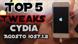 getlinkyoutube.com-Top 5 Tweaks de Cydia iOS 7.1.2 iPhone,iPod.iPad Agosto 2014