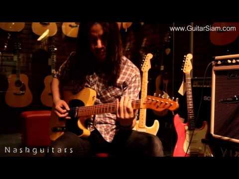 Nash Tele 57 & Nash Tele 63 @ GuitarSiam.com