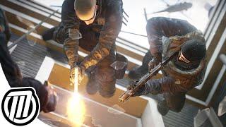 getlinkyoutube.com-Rainbow Six Siege Gameplay Multiplayer - Hard Terrorist Hunt -  LIVE Stream PS4 1080p