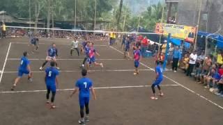 final..seru..!!BIMA CLUB VS DENI CS OLGA CUP VOLLEYBALL PART 1