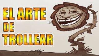 getlinkyoutube.com-EL ARTE DE TROLLEAR | Trollface Quest 3
