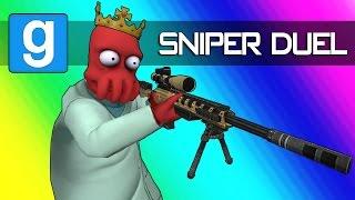 getlinkyoutube.com-Gmod Sandbox - Epic Sniper Trickshots & Daithi De Camper! (Garry's Mod Funny Moments)