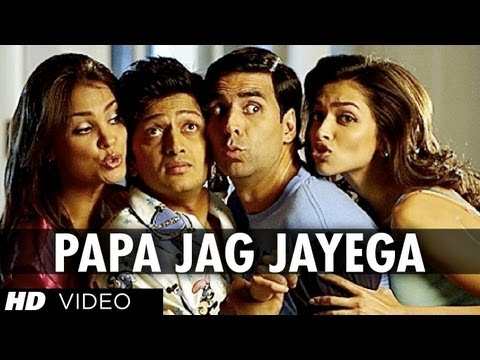 Papa Jag Jayega [Full Song] - Housefull