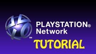 getlinkyoutube.com-Como recuperar conta da PSN PS3/PS4
