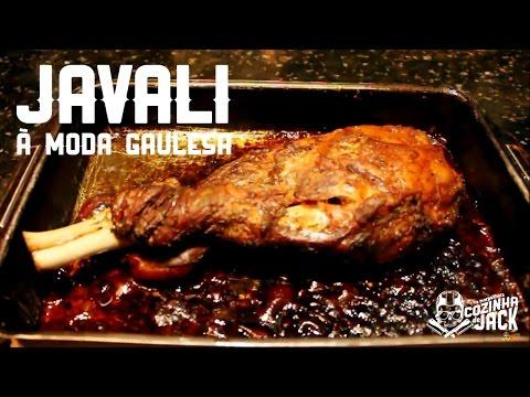 Paleta de Javali à Moda Gaulesa | A Maravilhosa Cozinha de Jack S01E01