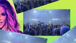 Britney Spears - Womanizer - Live @ Apple Music Festival London 2016 - Full TV Performance