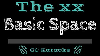 The xx   Basic Space CC Karaoke Instrumental Lyrics