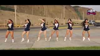 getlinkyoutube.com-Al ritmo de 'Las Blanquiazules' con el Baile del Toto