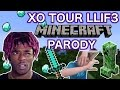 LIL UZI - XO TOUR LIFE MINECRAFT PARODY