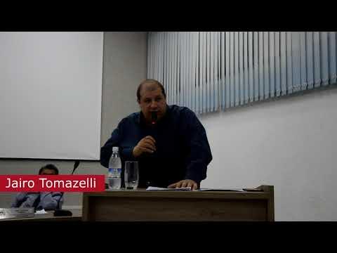 Jairo Tomazelli fala sobre segurança na Câmara Municipal - Cidade Portal