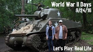 getlinkyoutube.com-Let's Play: Real Life - World War II Days (Vlog)