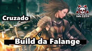 getlinkyoutube.com-Diablo 3 Reapers of Souls PS4 - Build da Falange Suplício VI (Cruzado)