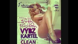 VYBZ KARTEL PRETTY POSITION (CLEAN) Promiscuous Riddim