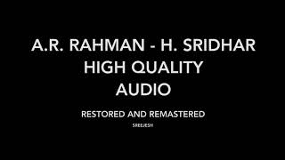 1947 Earth  Ruth Aa Gayi Re   High Quality Audio   A.R. Rahman