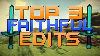getlinkyoutube.com-TOP 3 Minecraft PvP Texturepacks Faithful Edits - FOR 1.7.X 1.8.X 1.9.X (ResourcePacks) | Review