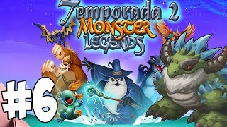 getlinkyoutube.com-Monster Legends T2   Capitulo 6   Dragonian Beast y Nuevas Mazmorras