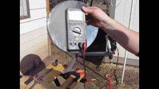getlinkyoutube.com-Peltier Energy Generator. Solar pannel alternative.