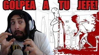 GOLPEA A TU JEFE | Whack Your Boss | Jugando Con Natalia