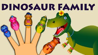 getlinkyoutube.com-Dinosaur Finger Family And Many More Finger Family Songs