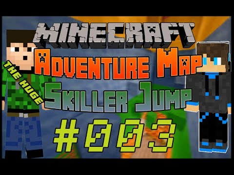 MINECRAFT: Adventure Map LPT [Skill Jumper] [#003] | RucklerLP - xhamster REALLY ?