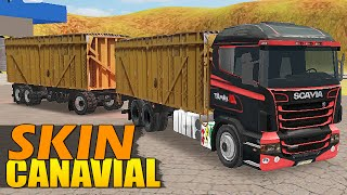 getlinkyoutube.com-Grand Truck Simulator - REBOQUE CANAVIAL