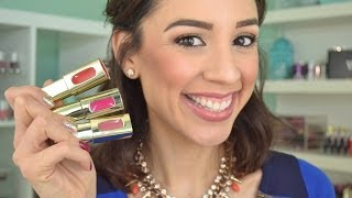 getlinkyoutube.com-Review: L'oreal Extraordinaires by Color Riche