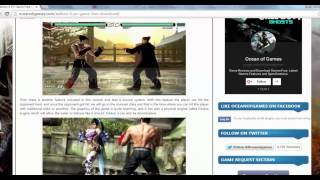 getlinkyoutube.com-HOW TO DOWNLOAD TEKKEN 6  FREE FOR PC  (DIRECT LINK)
