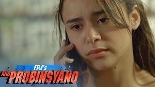 FPJ's Ang Probinsyano: Alyana worries about her parents
