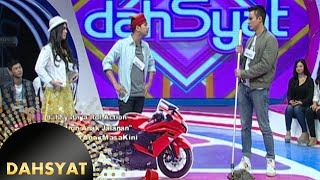 getlinkyoutube.com-Parody adegan Anak Jalanan Raffi, Baim & Felicya [Dahsyat] [21 Des 2015]