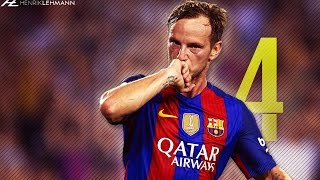 getlinkyoutube.com-Ivan Rakitić ● Complete Midfielder ● 2016/17 HD