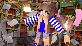"getlinkyoutube.com-Minecraft | Crazy Craft 3.0 - Ep 69! ""PRANKING LITTLE KELLY & LITTLE CARLY!"""