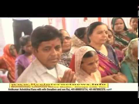 Aai Shree Khodiyar Mandir with Hanuman Jayanti 2014.Part 2
