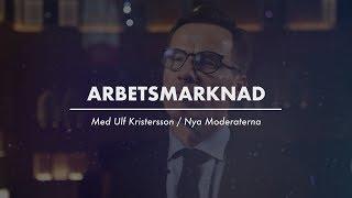 Viktiga frågor för norra Sverige | ARBETSMARKNAD | Ulf Kristersson