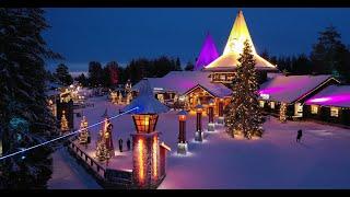 getlinkyoutube.com-Lapland tourism in Finland - Finnish Lapland: Rovaniemi, Kemi, Levi, Ylläs, Santa Claus