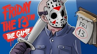 getlinkyoutube.com-Friday The 13th Beta - Funny Moments & Two Matches! (Today's Date!)