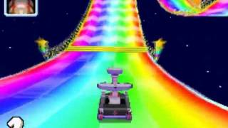 getlinkyoutube.com-Mario Kart DS: Rainbow Road