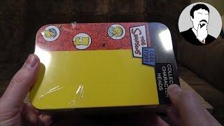 getlinkyoutube.com-Simpsons Mystery Tin   Ashens