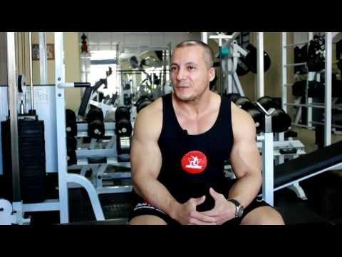 Ganhar Massa Muscular - Fisiculturista José Carlos Santos - Atleta Midway