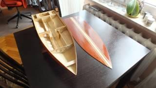getlinkyoutube.com-RC  Boat  Build  / Homemade