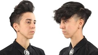 9 Androgynous Hairstyles In 60 Seconds (feat. Madison from District Salon)