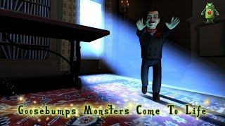 getlinkyoutube.com-Goosebumps Night of Scares (iOS/Android) Gameplay HD