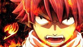 Fairy Tail | Top 10 Natsu Badass Moments | Part 1/2