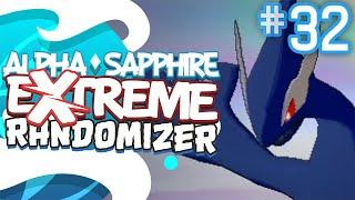 THE SHADOW RISES!! - Pokémon Alpha Sapphire Extreme Randomizer (Episode 32)