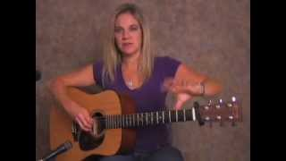 getlinkyoutube.com-Beginner Spanish  Acoustic Guitar finger Pick  Lesson