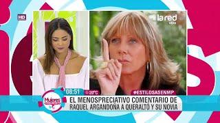 getlinkyoutube.com-El comentario menospreciativo de Raquel Argandoña a Juan Pablo Queraltó y Fran Sfeir