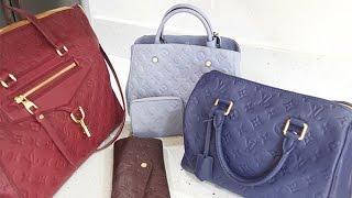 getlinkyoutube.com-Wear and Tear: Louis Vuitton Empreinte Leather Review