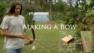 getlinkyoutube.com-Making a Bow and Arrow