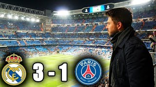 REAL MADRID - PSG 3:1 | CHAMPIONS LEAGUE | 14.02.2018
