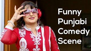 Funny Punjabi Comedy Scene ● Jo Bhi Hunda ● Upasana Singh ● Jus Reign ● Rupan Bal ● Lokdhun