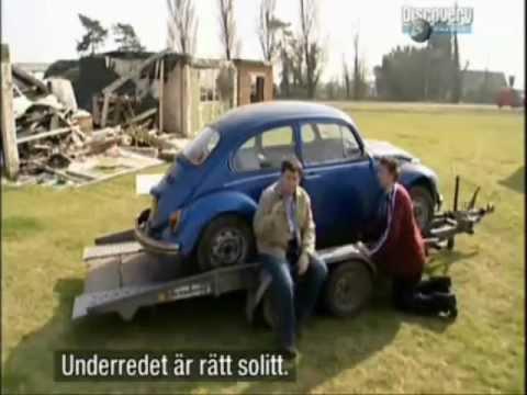 VW beetle to beach buggy